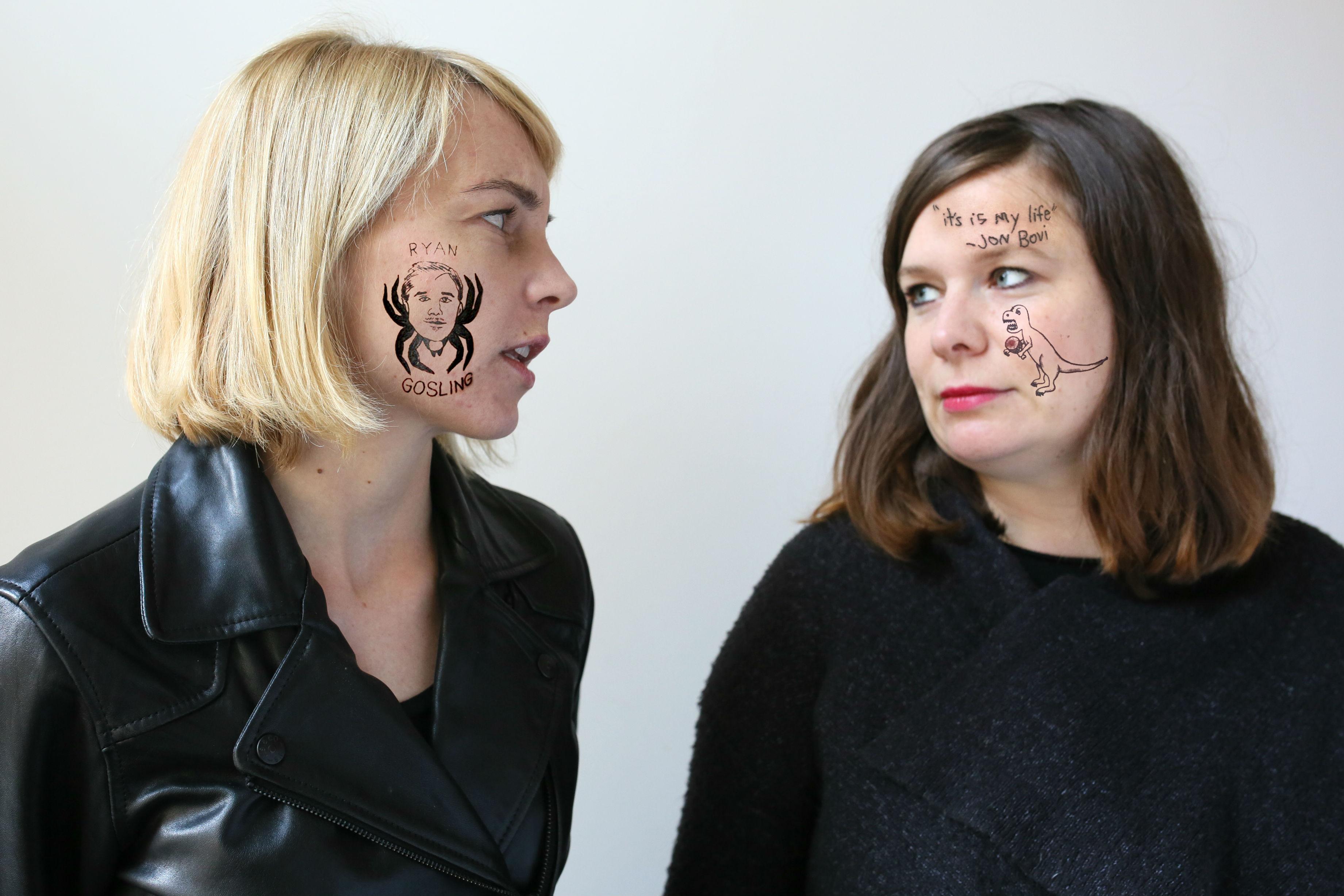 Buchty o tetování