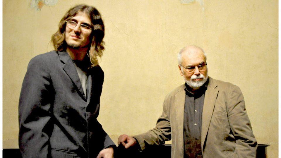Václav Hollar a Karel Růžička