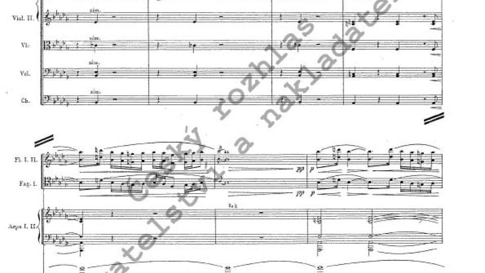 Svatopluk Havelka - I. symfonie