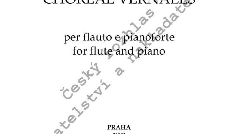 Jan Novák - Choreae vernales