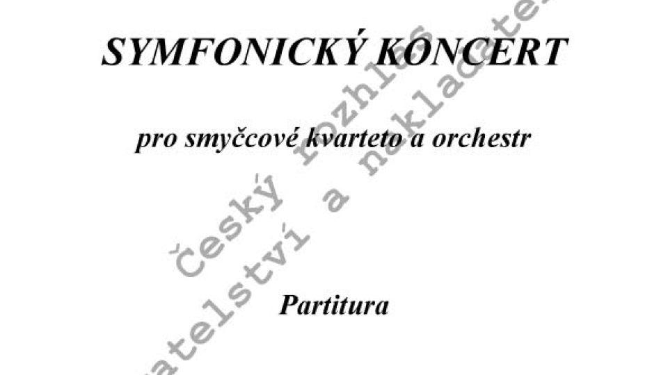 Zdeněk Lukáš - Symfonický koncert