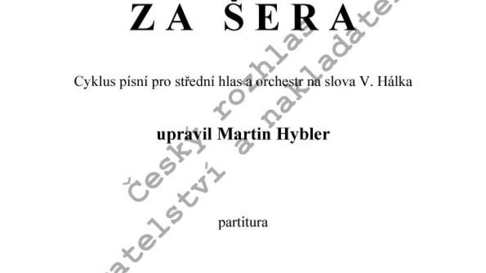Karel Bendl/instr. Martin Hybler - Za šera