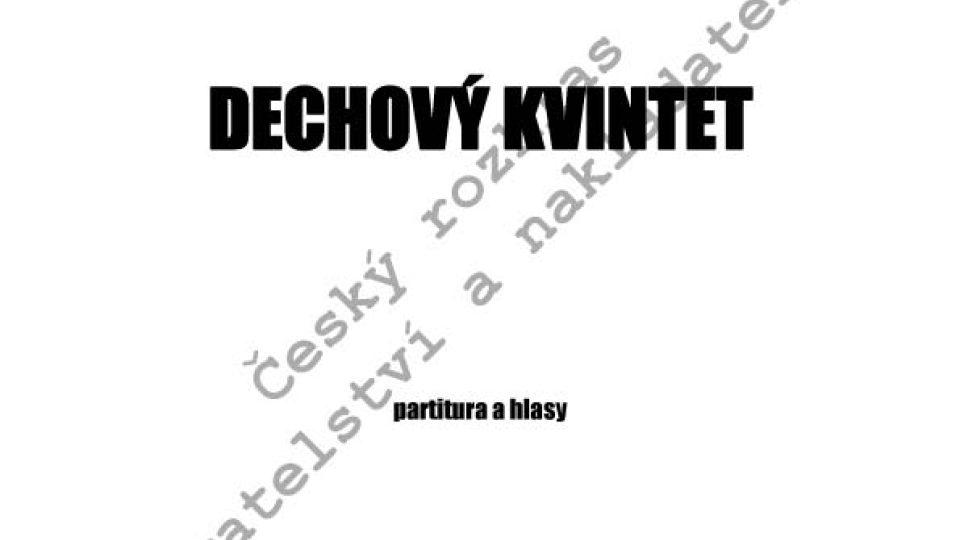 Jiří Pauer - Dechový kvintet