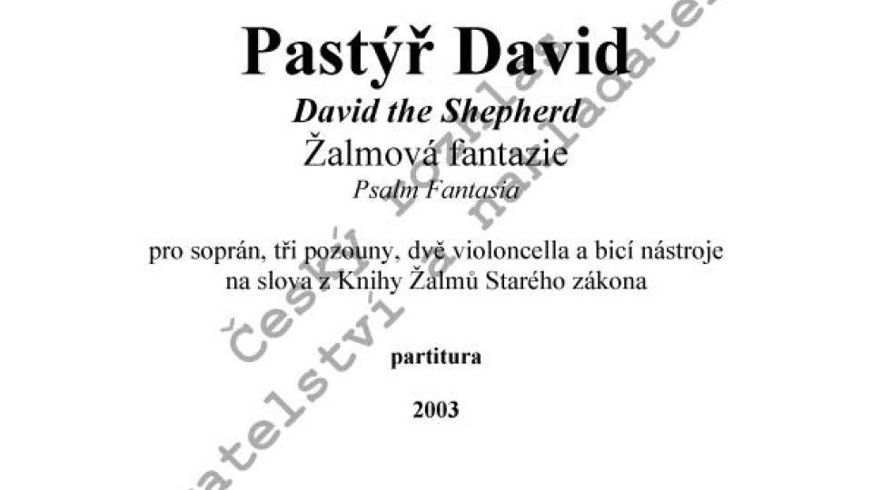 Olga Ježková - Pastýř David