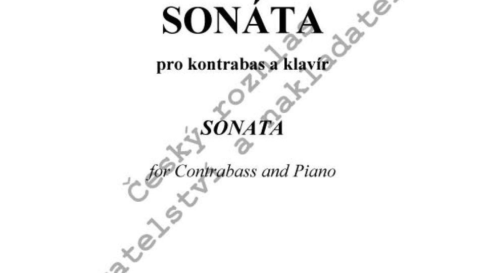 Jan Meisl - Sonáta pro kontrabas a klavír