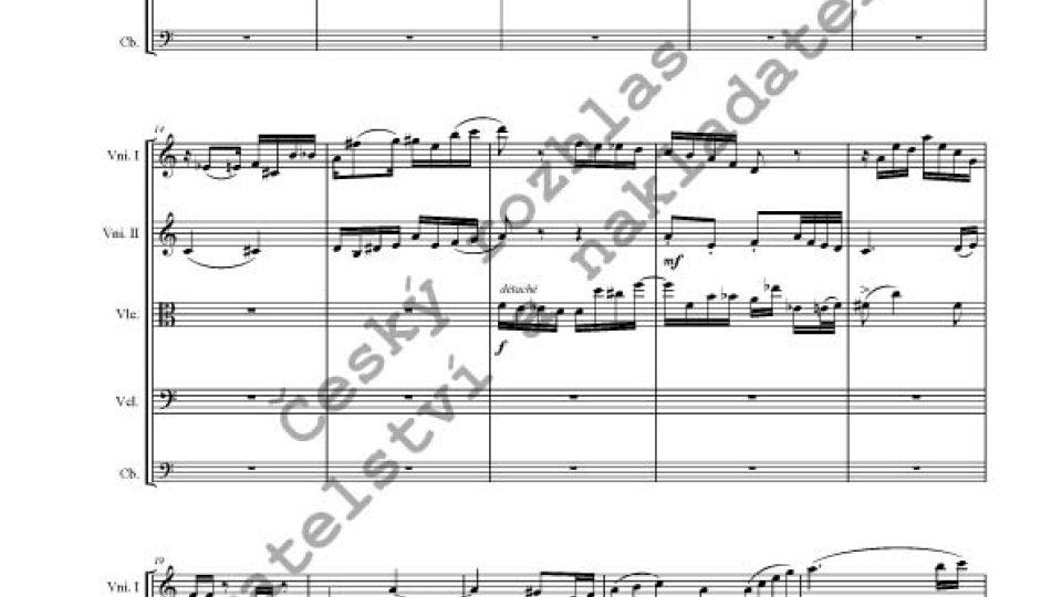 Lukáš Hurník - Obrácené variace na Mozartovo téma