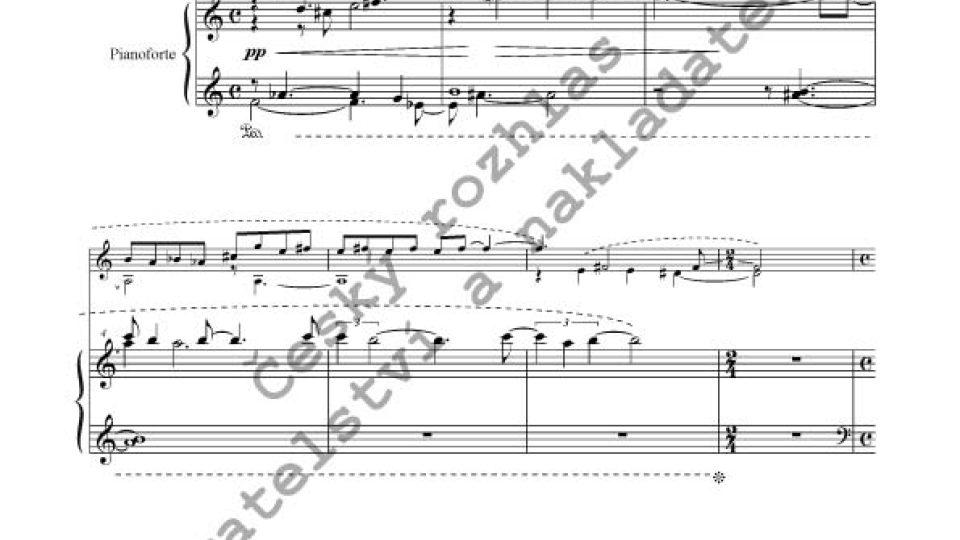 Martin Hybler - La musica della luna/kl. výtah