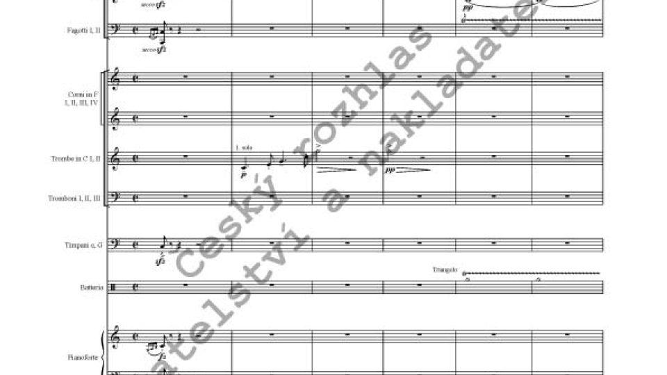 Iša Krejčí - Symfonie č. 3