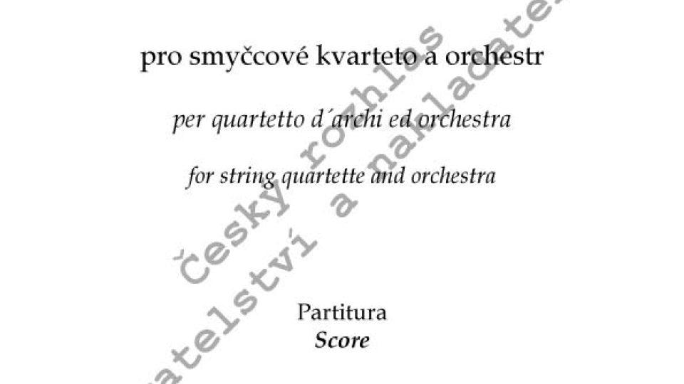 Jan Kučera - Suite concertante