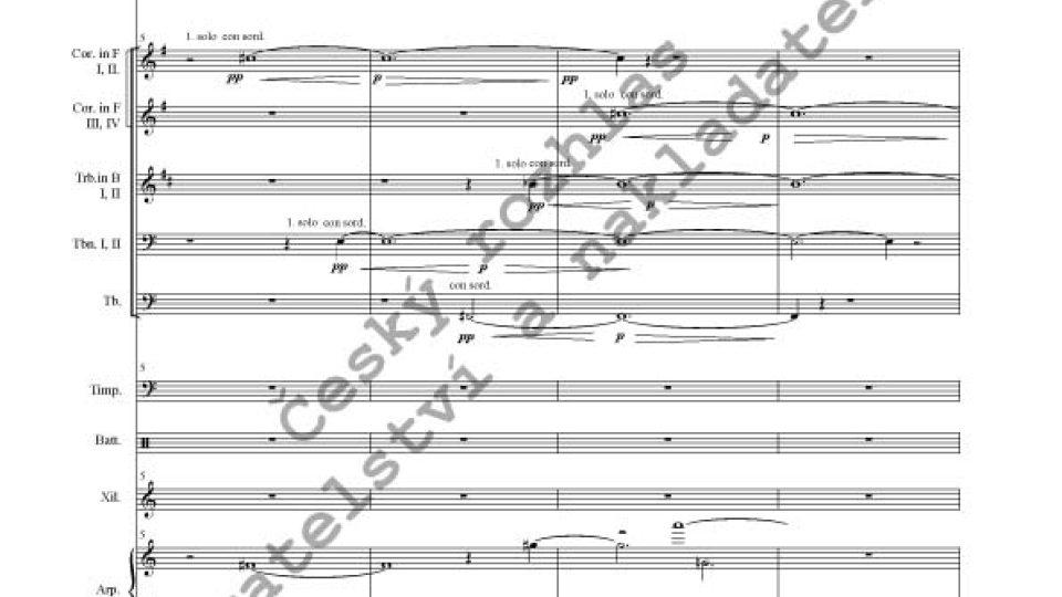 Zdeněk Zahradník - Hommage a Gustav Mahler