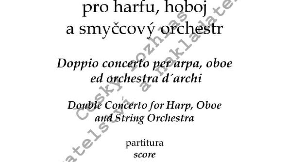 Emil Viklický - Dvojkoncert pro harfu, hoboj a smyčcový orchestr