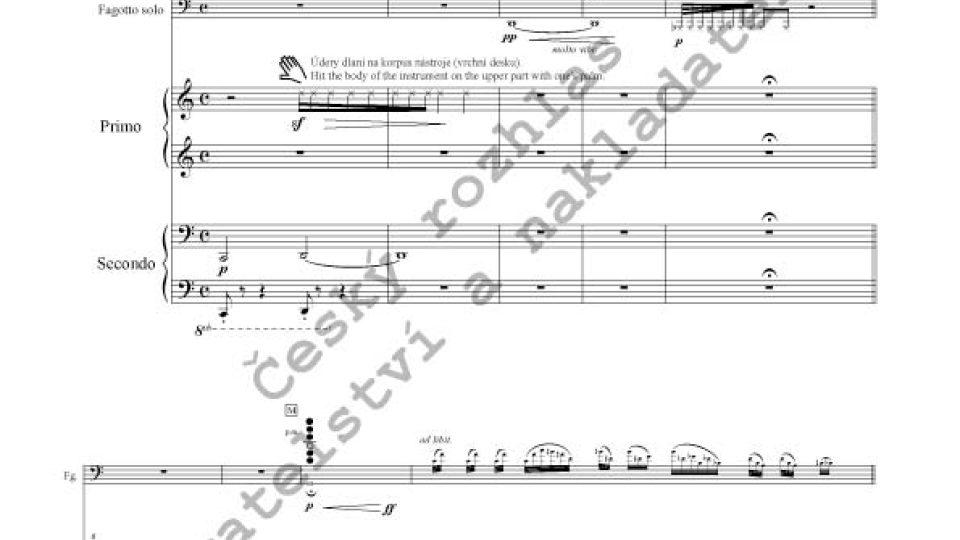 Martin Hybler - Outsider bohém, op. 29/kl. výtah