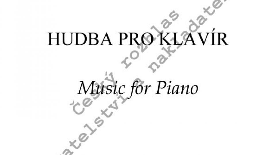Ilja Hurník - Hudba pro klavír