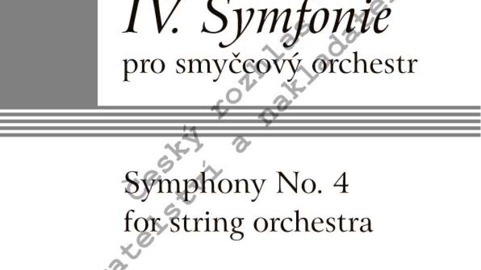 Zdeněk Šesták - Symfonie č. 4 pro smyčcový orchestr