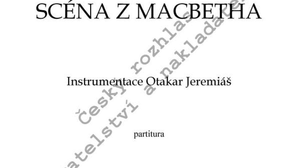Bedřich Smetana - Scéna z Macbetha