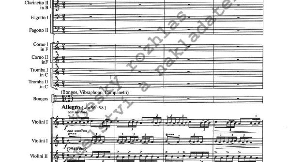 "Jaroslav Krček - Symfonie č. 4 ""Desiderata"""