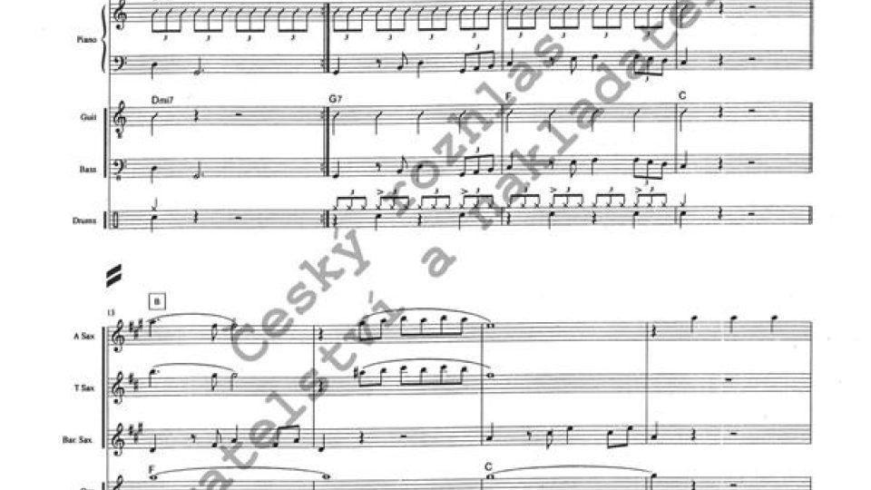 Ferdinand Havlík - Melodie pro Zuzanu