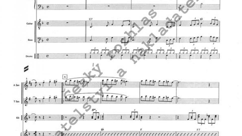 Ferdinand Havlík - Milostná píseň