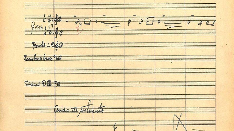 Vilém Blodek - Symfonie d-moll