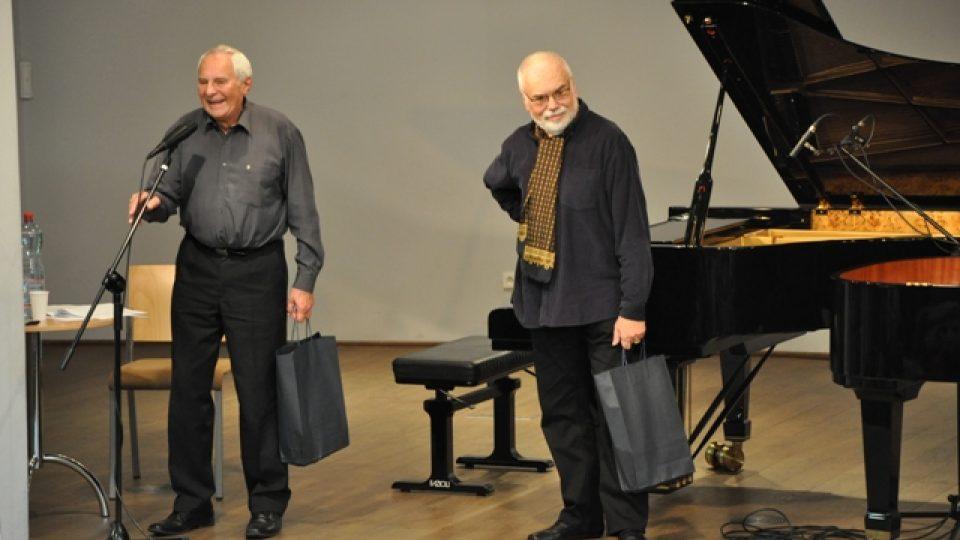 Milan Dvořák a Karel Růžička