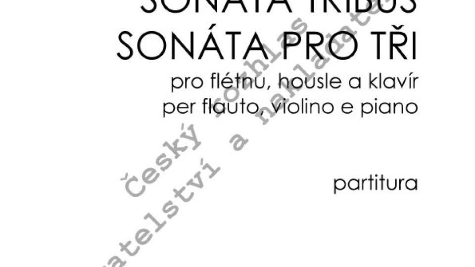 Sonata tribus - Jan Novák