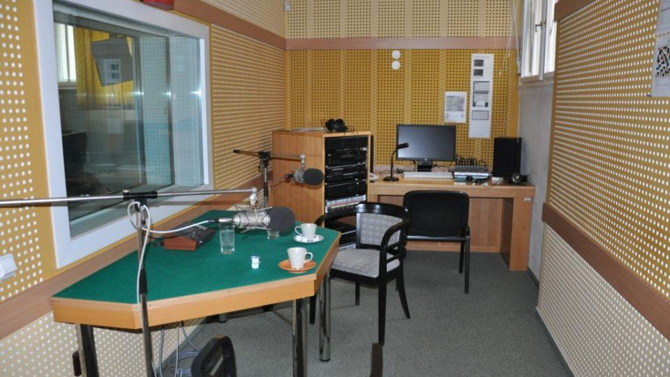 Regina - studio S36 - studio je vhodné pro natáčení pořadů, upoutávek a reklam