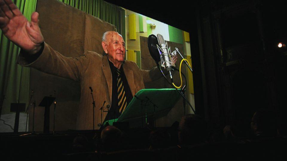 Slavnostní večer k 90. výročí vysílání Českého rozhlasu - Divadlo na Vinohradech v Praze 19. května 2013