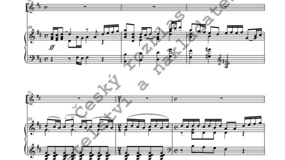 Barokní reminiscence - Jan Kučera / klavírní výtah