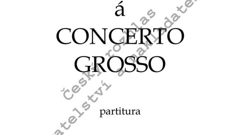 Hommage à Concerto Grosso - Robert Hejnar