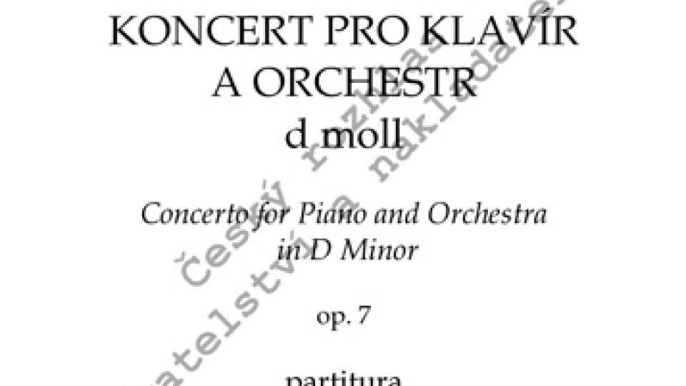 Koncert pro klavír a orchestr d moll - Vítězslava Kaprálová