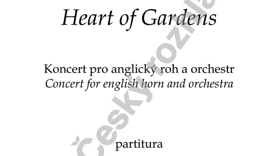Srdce zahrad - Kryštof Marek