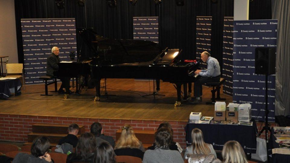 Jazzový seminář pro umělecké školy