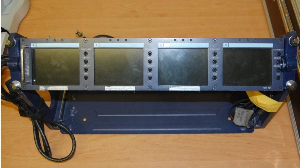 Náhledový rám Datavideo SE800