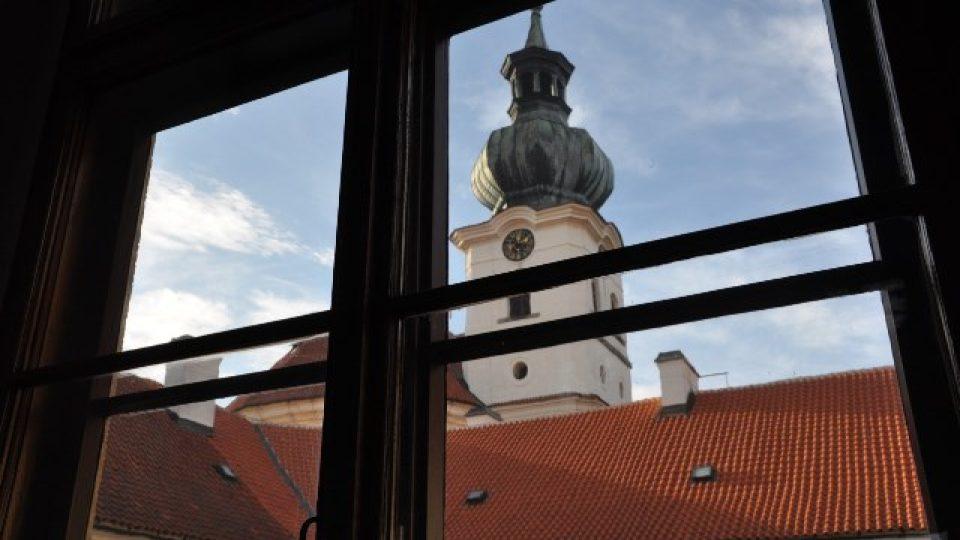 Adventní rozhlasové pohlazení v Břevnovském klášteře