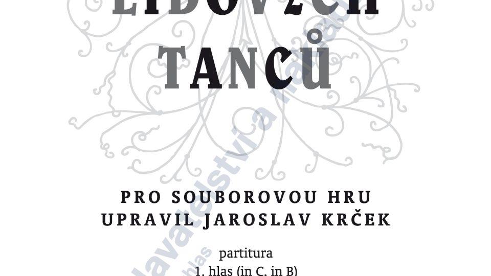 Deset lidových tanců - Jaroslav Krček