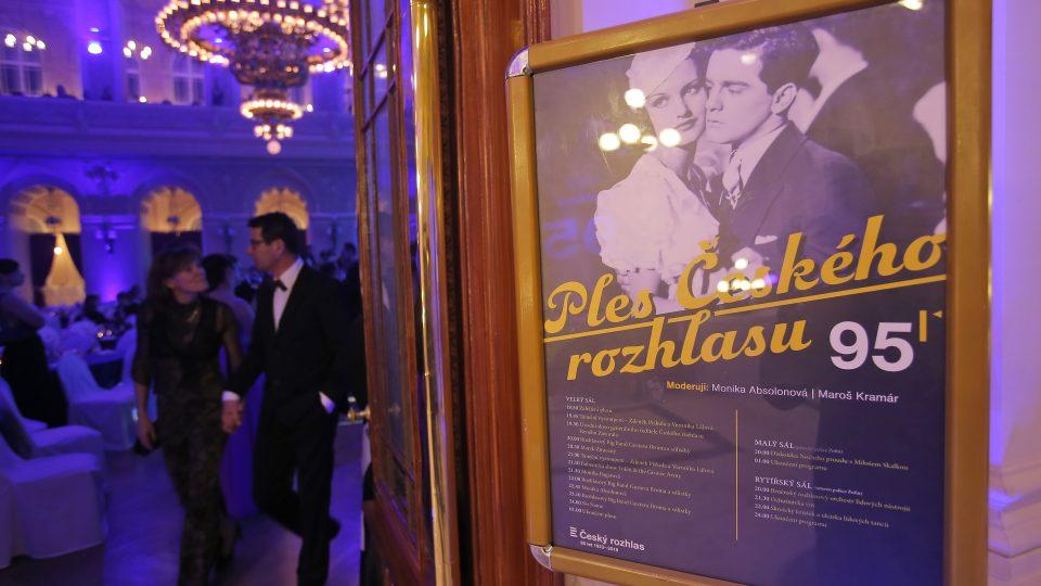 Reprezentační ples Českého rozhlasu 2018