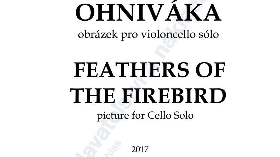 Pírka ptáka Ohniváka - Ivan Kurz