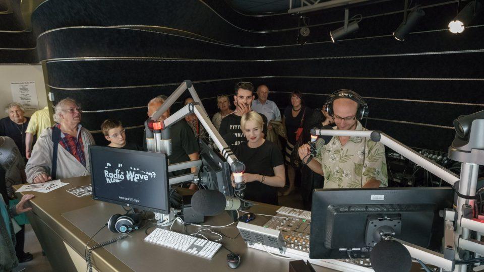 Den otevřených dveří v Českém rozhlase