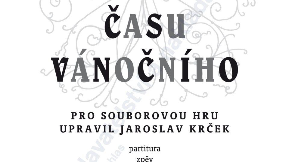 Barokní písně času vánočního - Jaroslav Krček