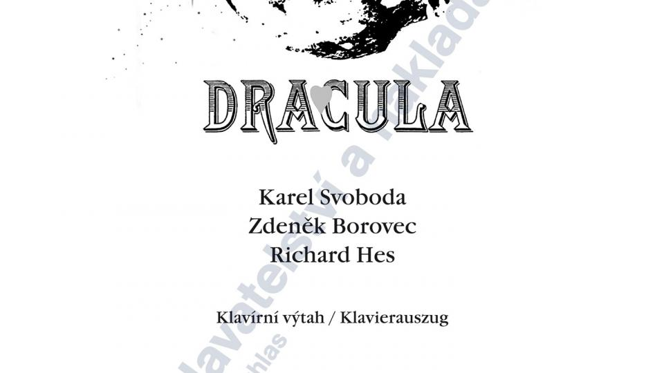 Dracula - Karel Svoboda