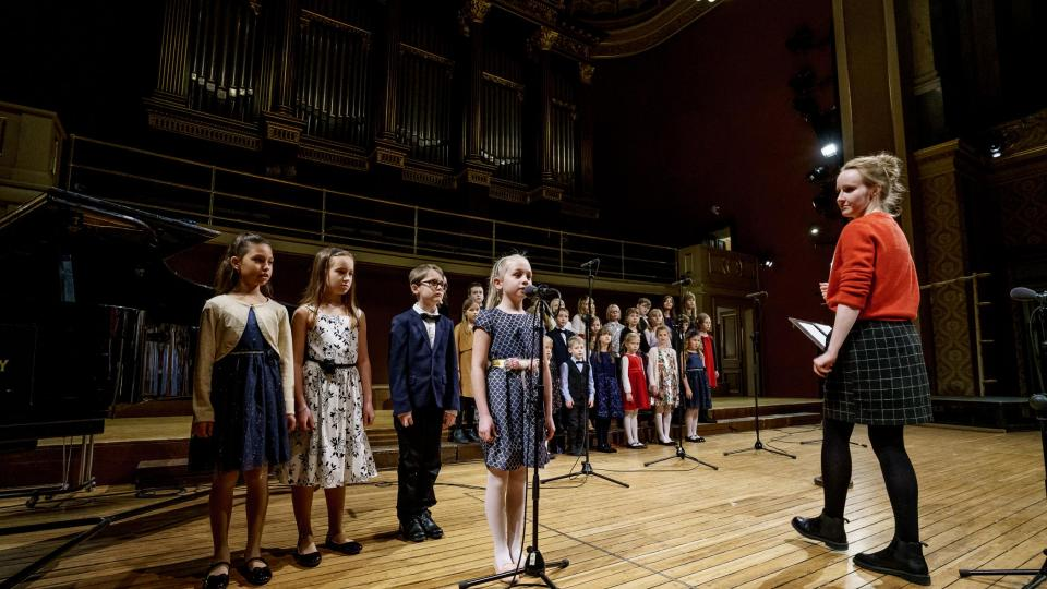 Koncert Dětského pěveckého sboru Spolu do Betléma