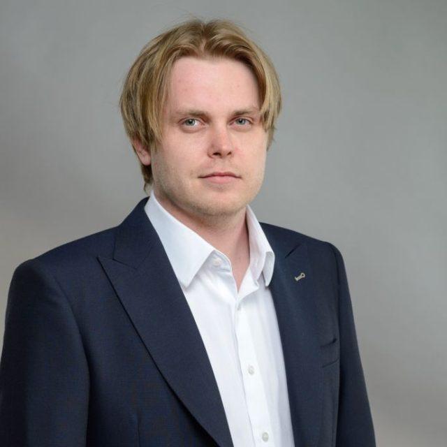 Šéfredaktor Radiožurnálu Ondřej Suchan