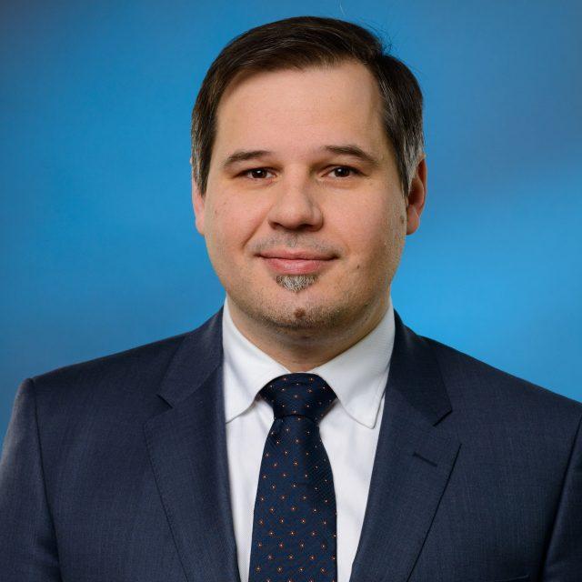 Mgr. Jiří Hošna